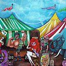 Cirque De Freaks by Laura Barbosa
