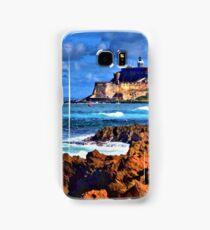 El Morro Samsung Galaxy Case/Skin