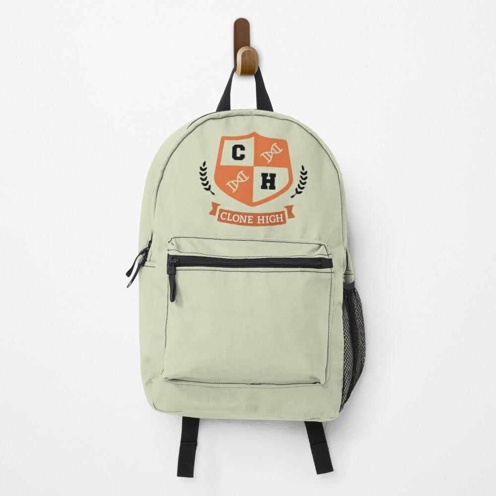 Clone High crest Backpack