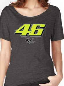 Rossi, MotoGP Women's Relaxed Fit T-Shirt