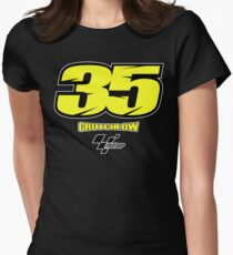Cal Crutchlow Women's Fitted T-Shirt
