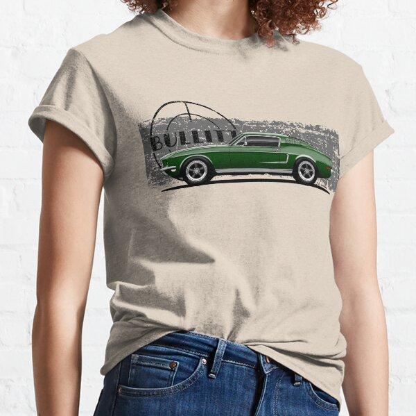 Mustang emblématique de Steve McQueen T-shirt classique