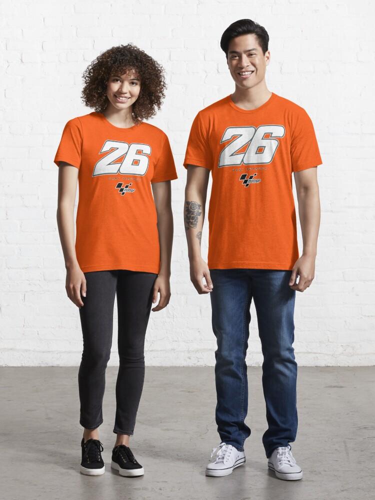 Sizes M-XXL MOTO GP pedrosa Mens Tshirt