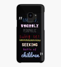 Pedophilic Swing Set Case/Skin for Samsung Galaxy