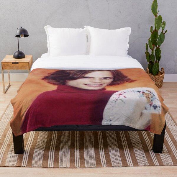 Matthew gray gubler Throw Blanket