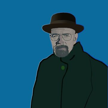 Heisenberg's Blue Period by RecycleBin
