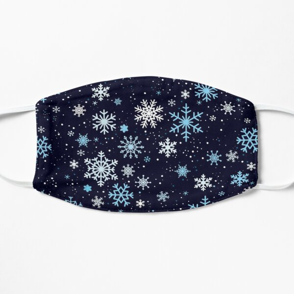 Snowflake Pattern Mask