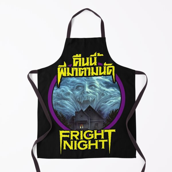 Fright Night Apron