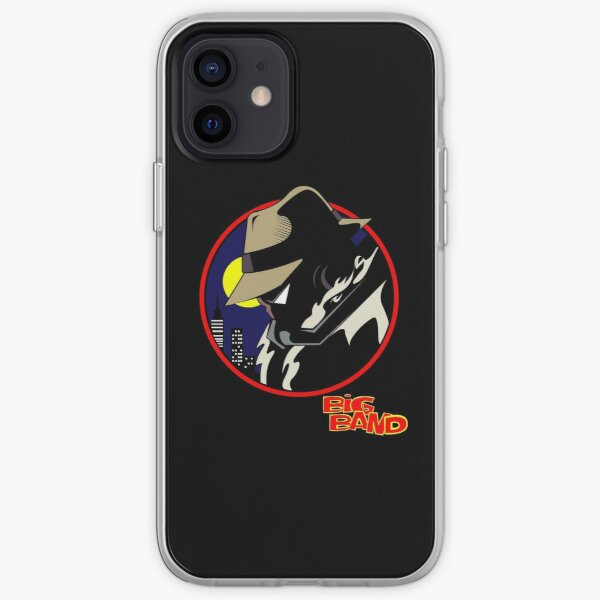 The Sax detective iPhone Soft Case