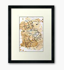 Dohvakin Framed Print