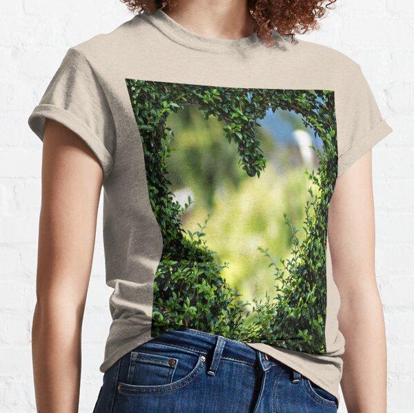 Herz herzchen Liebe Classic T-Shirt