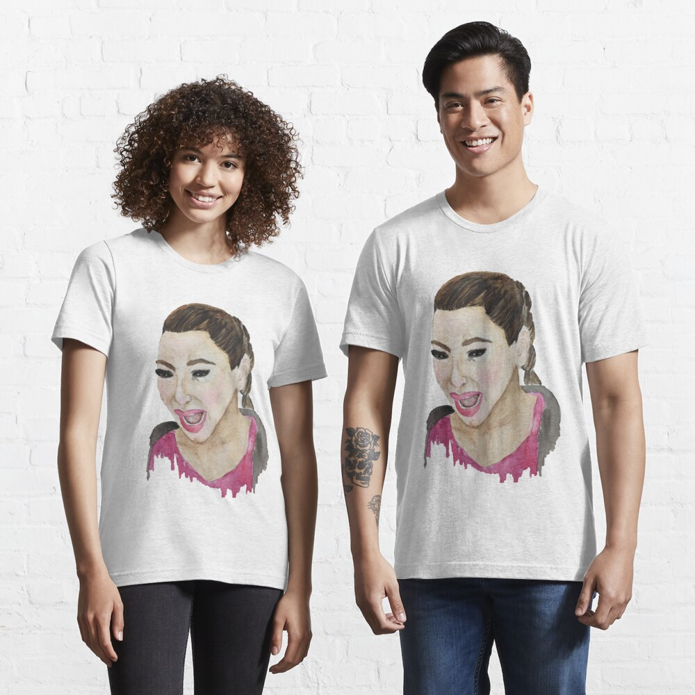 Kim Kardashian Crying Essential T-Shirt