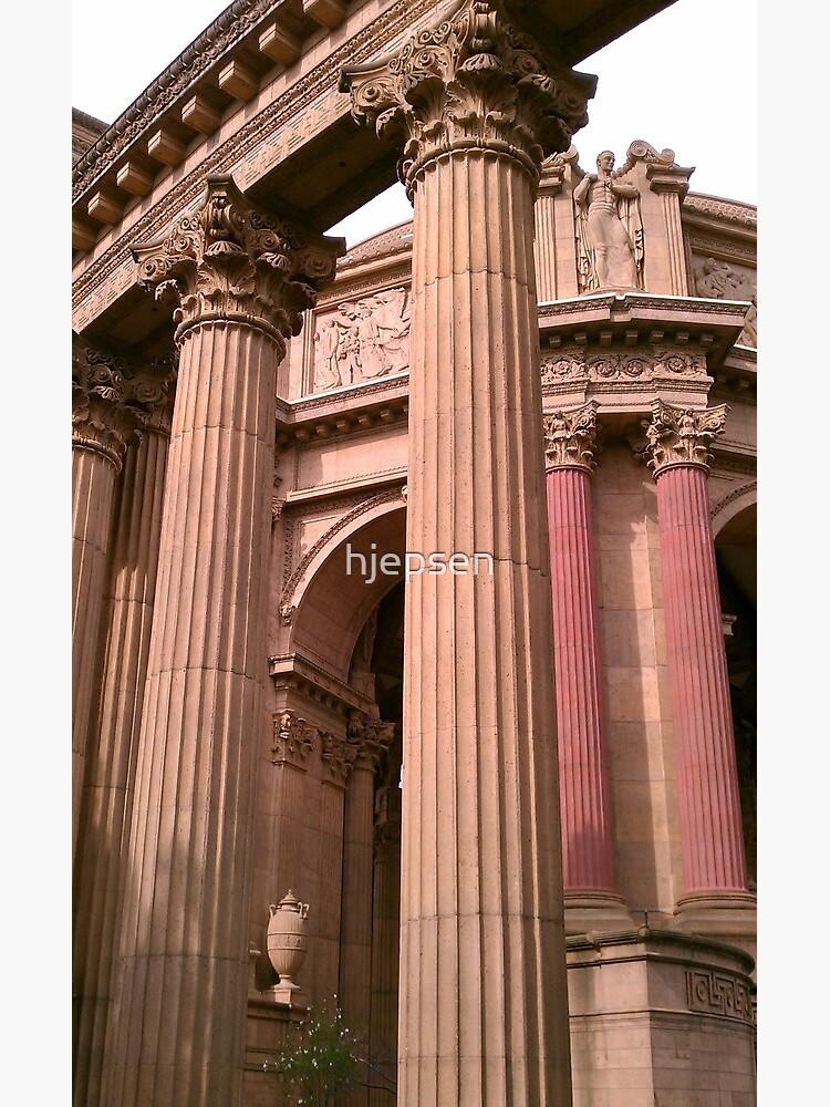 Palace of Fine Arts San Francisco by hjepsen