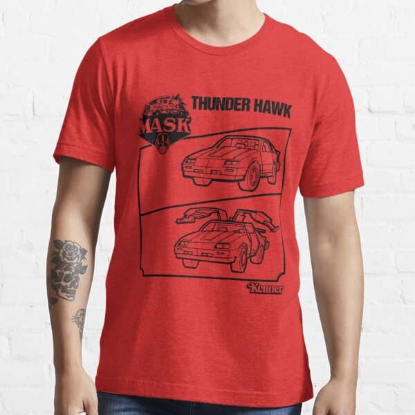 M.A.S.K. - Thunderhawk Essential T-Shirt