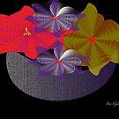 Floral Display by IrisGelbart
