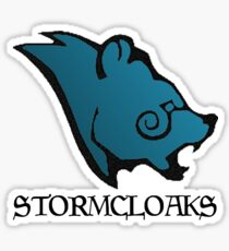 Stormcloaks Sticker