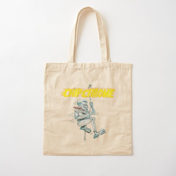 The Neighbourhood Chip Chrome Mic Swing Cotton Tote Bag