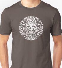 Maori tattoo face - white T-Shirt