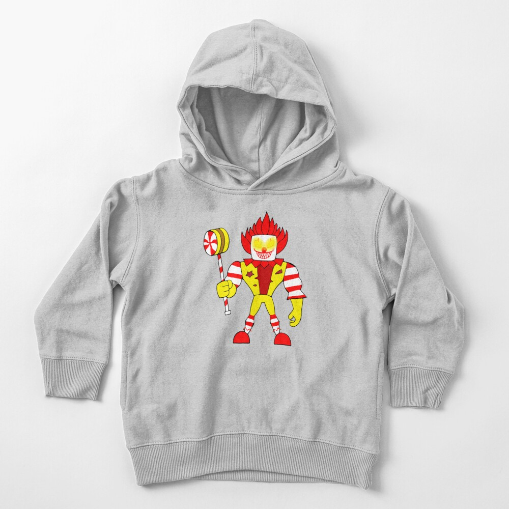 Ronald Game Toddler Pullover Hoodie