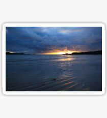 Glencolmcille Sunset Sticker