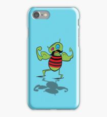 Mr Bulk Head with tosh iPhone Case/Skin