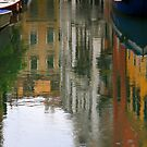 rainy day in Venice by TerrillWelch