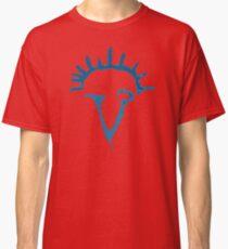 Angel Siren Blue Classic T-Shirt