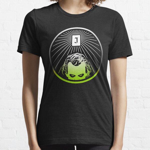 joker card label  Essential T-Shirt