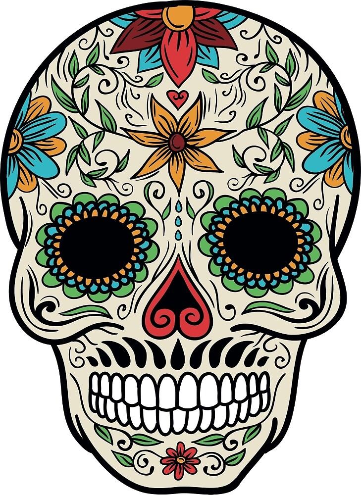 Skull by Imran5