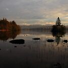 Lough Eske Sunrise by Adrian McGlynn