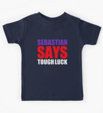 "Vettel ""Tough Luck"" Kids Tee"