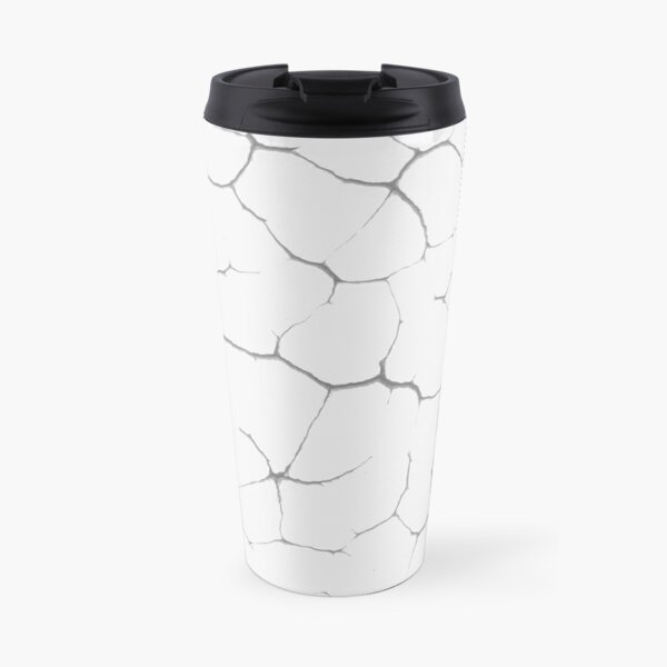 Cracked products with scratches Travel Mug