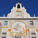 All About Italy. Piece 2 - The Palace of St. George in Genoa by Igor Shrayer