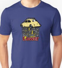 VW Volkswagen beetle old skool T-Shirt