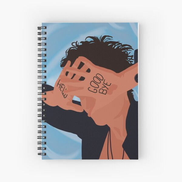 Klaus - The Umbrella Academy Cuaderno de espiral