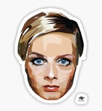 Twiggy - Icon Collection Sticker
