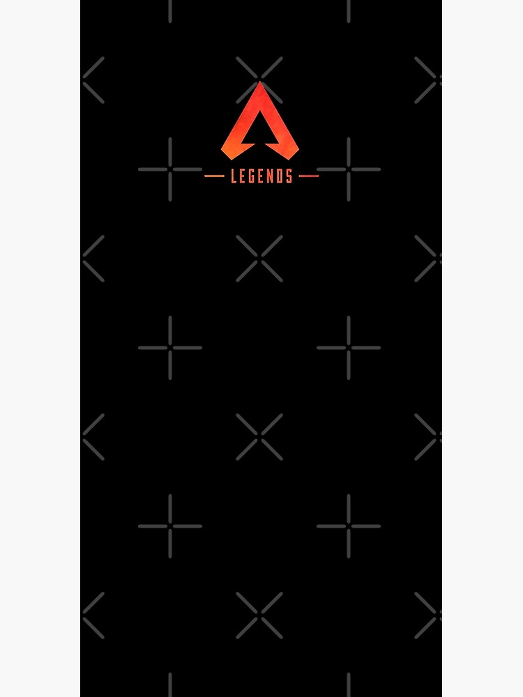 Apex Legends Icon Red Gift For Fans, For Men and Women, Gift Halloween Day, Thanksgiving, Christmas Day by EatalyHolding