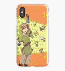 Legend of Zelda: Link time iPhone Case/Skin