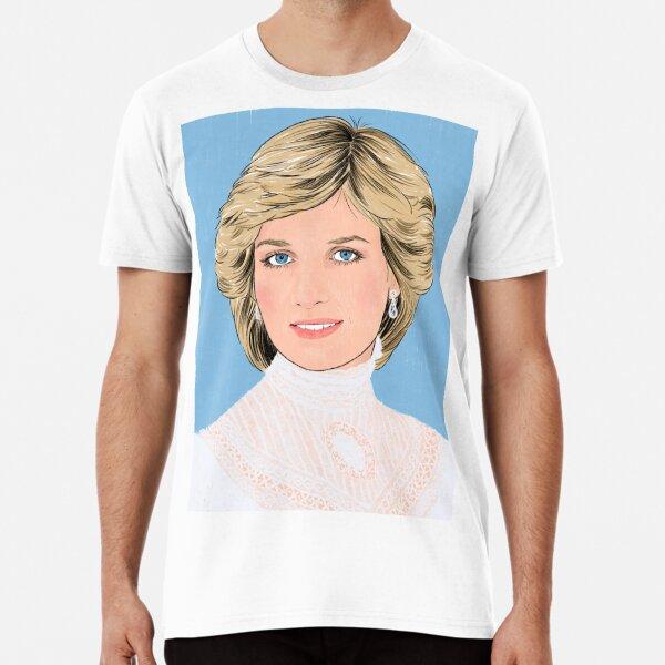 Lady Di Premium T-Shirt