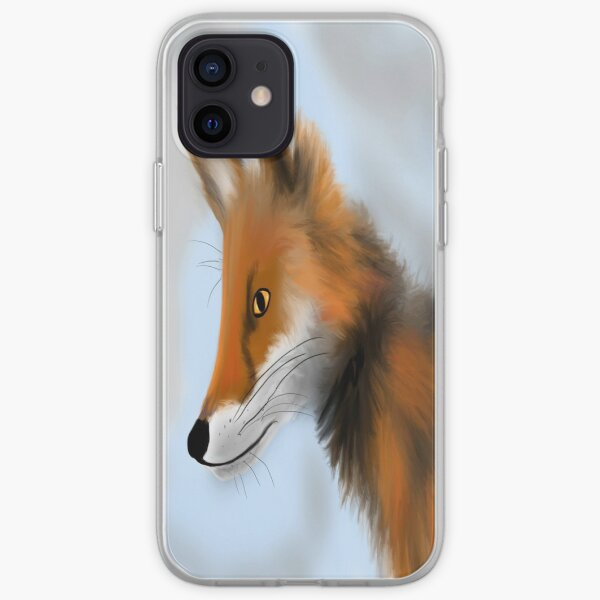 The fox iPhone Soft Case