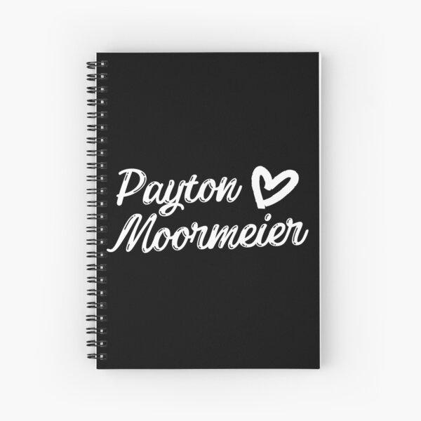 Payton Moormeier Tiktok Cahier à spirale