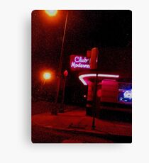Club Moderne Canvas Print