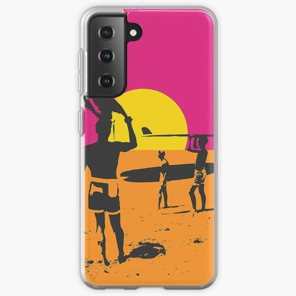Endless Summer Samsung Galaxy Soft Case