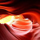 Antelope Canyon by Honor Kyne