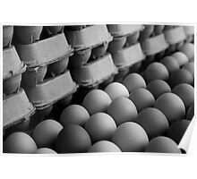 Crates n' Eggs Poster