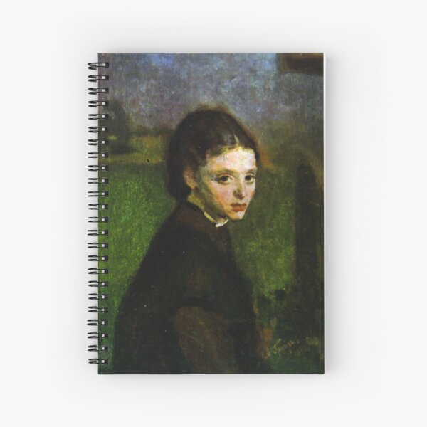 art-nostalgie.com.ua Григорьев Сергей Алексеевич | Nostalgie :: арт галерея живописи эпохи соцре, painting Spiral Notebook