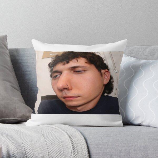 Kurtis Conner reaction photo Throw Pillow