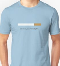 Ceci n'est pas une metaphor T-Shirt