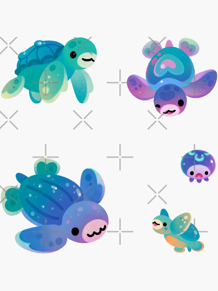 Sea turtle by pikaole