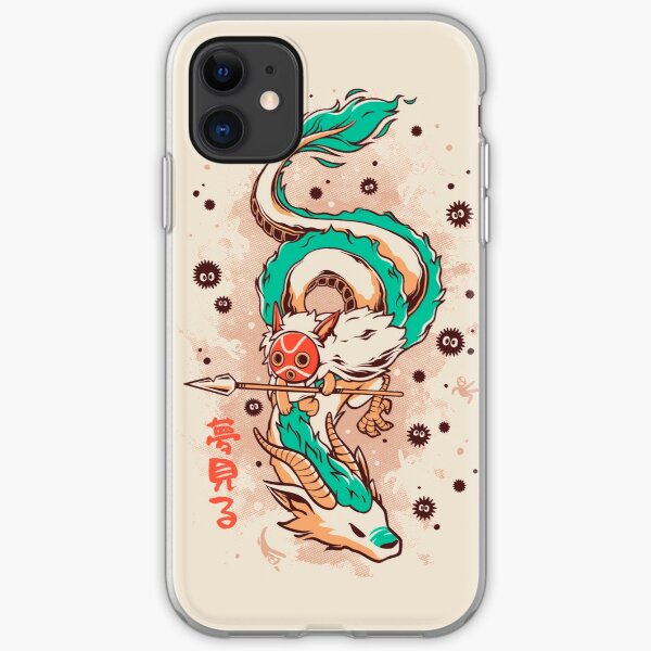 The Princess and the Dragon iPhone Soft Case